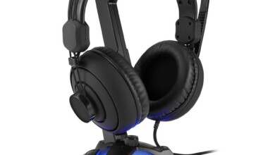 Photo of Sharkoon lanza los auriculares X-Rest 7.1 Gaming