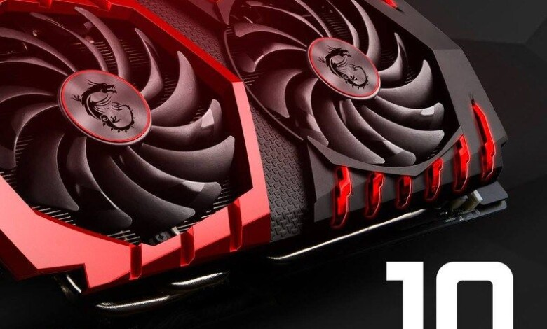 MSI GTX 1080Ti Gaming X