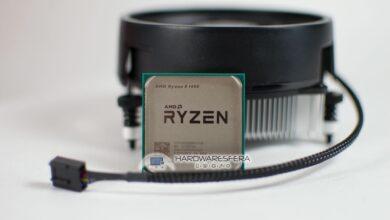 Photo of Procesador AMD Ryzen 5 1600 y 1600X con ocho núcleos aparecen en Corea del Sur
